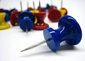Push Pins