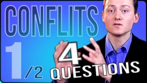 S'affirmer dans les conflits: 4 questions simples à se poser avant de réagir…